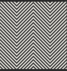 chevron stripes seamless pattern zigzag texture vector image
