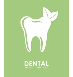 dental design vector image
