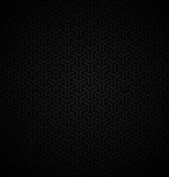Dark vintage seamless background vector