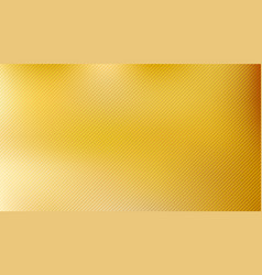 Abstract golden blurred background with diagonal vector