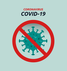 Antiviral antibacterial coronavirus icons vector