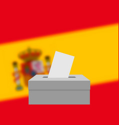 Election banner background vector