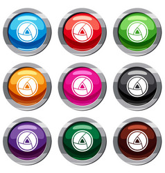 Objective set 9 collection vector
