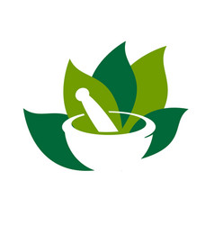 Pharmacy medical logo vector