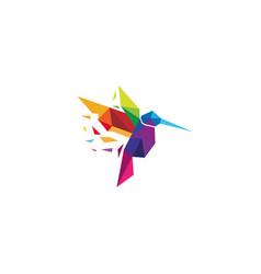 creative building logo vector image