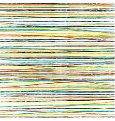 grunge vintage lines vector image