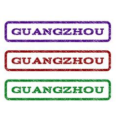 Guangzhou watermark stamp vector