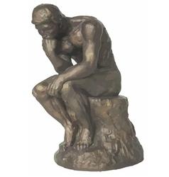 The Thinking Man vector image