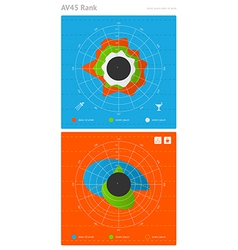 elements of infographics Stock vector image