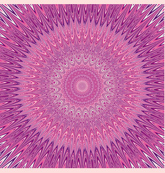 Geometric mandala explosion ornament background vector