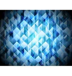 Shiny hi-tech abstract background vector image
