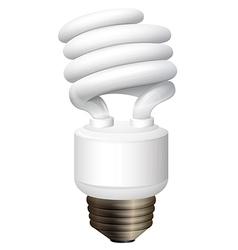 A flourecent light vector image vector image
