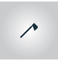 Tomahawk icon vector
