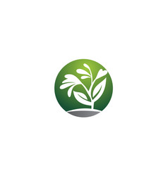 green project solution vector image