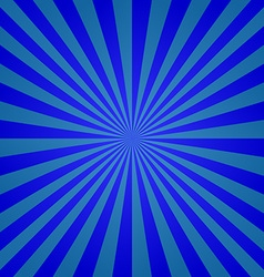 Blue ray design background vector