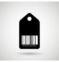 Product identification code design vector
