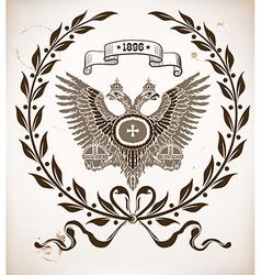 Vintage design vector image