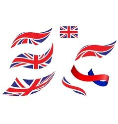 British icon vector image vector image