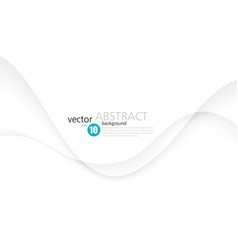 abstract background wavy vector image