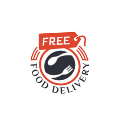 Free food delivery vector