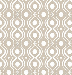 Seamless gray geometric patterns vector