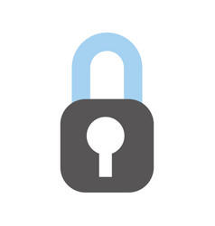 security internet access information protection vector image