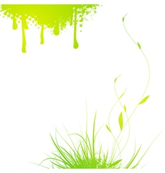 Abstract Nature Design vector