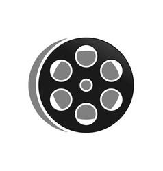 film roll design vector image