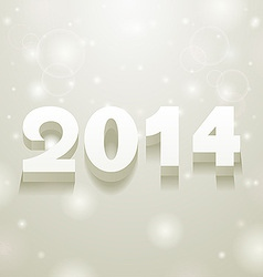 Gray and white spots background 2014 vector