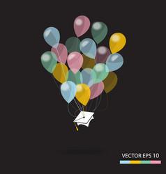 Graduation day vector