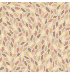 abstract seamless pattern in retro style vector image