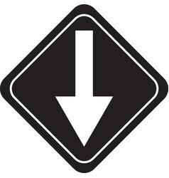 Arrow icon download icon down arrow icon vector