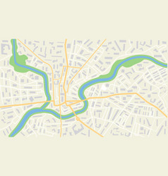 City map with gps seamless pattern texture vector