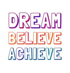 Dream creative idea vector