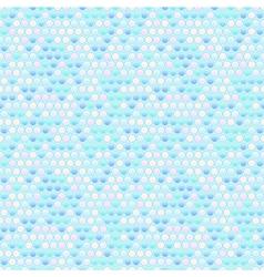 Light Mosaic Seamless Pattern vector image