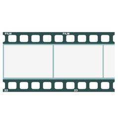 image of film strip vector image