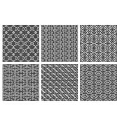 swirly wallpaper textures flourish vector image