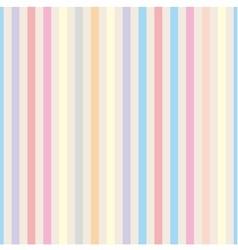 Tile pastel stripes pattern vector