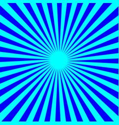 background sun rays vector image