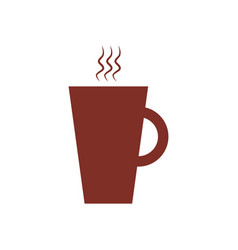 Hot chocolate icon vector