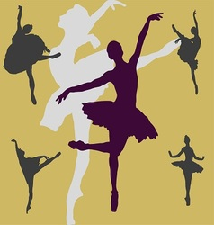 balerins vector image