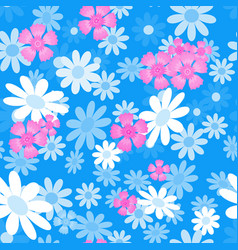Cute abstract seamless pattern with small vector