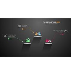 InfoGraphShelves bl vector