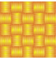 Woven background vector