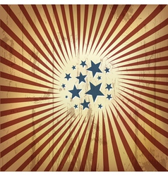 abstract patriotic background vector image