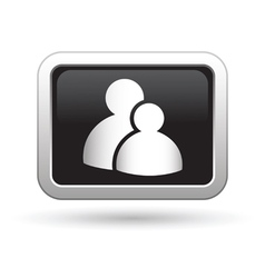 Group icon vector image