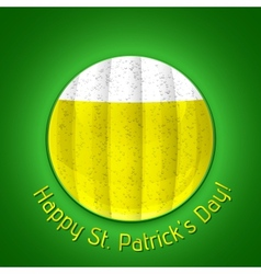 Happy St Patricks Day Poster vector image