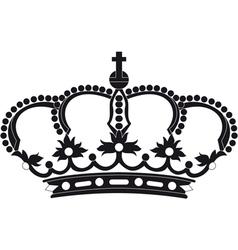 Regal crown vector