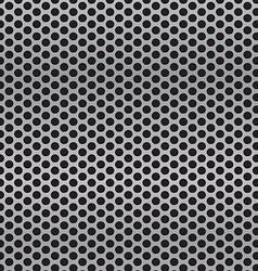 circle alu vector image