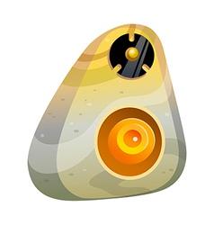 icon speaker vector image vector image